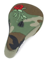 SUBROSA ROSE PIVOTAL MID BMX BIKE BICYCLE SEAT FITS SHADOW SE HARO CULT CAMO NEW