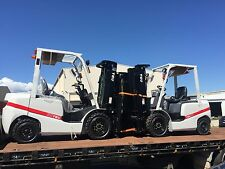 NEW TEU Forklift Diesel 2.5Ton Container Mast 4.5m Lift Negotiable $21,499+GST