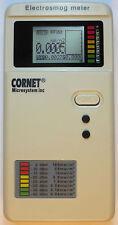 Cornet ED178S/ ED78S Dual-Mode Electrosmog Meter (RF/LF)
