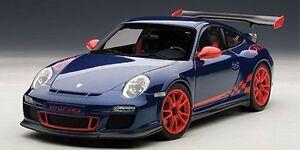 AUTOart 78141 78144 78148 PORSCHE 911 997 GT3 RS diecast model cars 2010/11 1:18