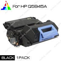 1 Pack Q5945A 45A Toner Cartridge For HP LaserJet 4345 MFP 4345mfp M4345 M4345x