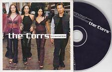 CD CARTONNE CARDSLEEVE THE CORRS IRRESISTIBLE 2T DE 2000 TBE