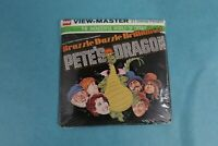 VINTAGE VIEW-MASTER 3D REEL PACKET H38 DISNEY'S PETE'S DRAGON SEALED