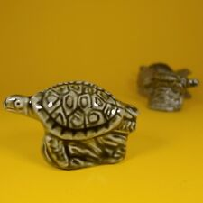 Wade Whimsies (1984/85) Tom Smith - Set #6 Survival Series - Green Sea Turtle