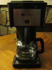 BUNN GRB (Black) 10 Cup Speed / Velocity Brew Coffee Maker Model: GR / GRX-B