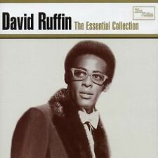 Essential Collection - David Ruffin New & Sealed CD Free Shipping