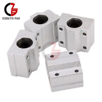 SC8UU SCS8UU 8mm Linear Motion Ball Bearing Machinery Slide Bushing CNC Durable