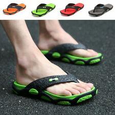 Sandali e scarpe ciabatta infradito senza marca per il mare da uomo
