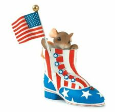 Charming Tails You're A Patriotic Sole 89114 Retired