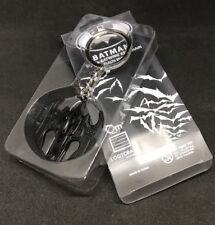 Batman - Metal Batwing Key Chain Stealth Edition - Loot Crate Exclusive - NEW