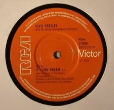 "Elvis Presley Music 7"" Single Records"