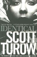 Identical by Scott Turow (Paperback) New Book