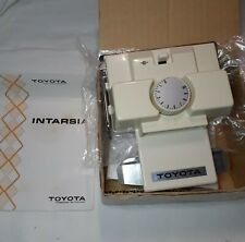 Toyota K 82 A Intarsia Carriage for Standard Knitting Machines With Original Box