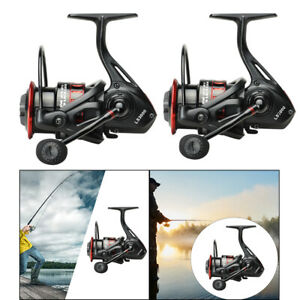 5.0:1 Gear Ratio High Speed Fishing Reel Smooth Right Left Hand Alloy Wheel