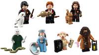 Harry Potter Ron Hermione Voldemort Dobby Custom Lego Mini Figure Dumbledore Toy