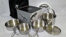 RARE COLEMAN EXPONENT LINE SOLO COOK SET OR MESS KIT