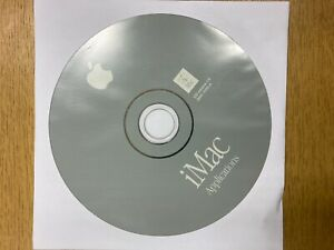 Genuine Apple iMac Applications CD version 1.0