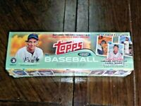 2014 Topps MLB Baseball Complete Set Box w/Ted Williams Card Factory Sealed