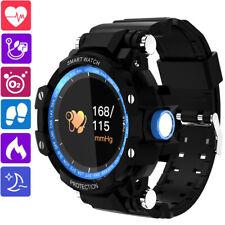 Sport Smart Watch Bluetooth Phone Mate For Samsung Galaxy S9 S8 S7 Xiaomi LG Q7