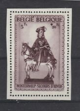 timbres belge no  592A neufs **