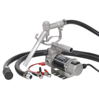 TP9624 Sealey Diesel/Fluid Transfer Pump Portable 24V [Fluid Transfer]