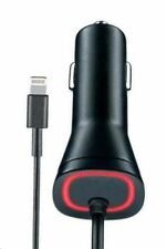 Verizon MFI Certified Lightning Car Charger For Apple iPhone 5 5S 5C 6 6S Plus