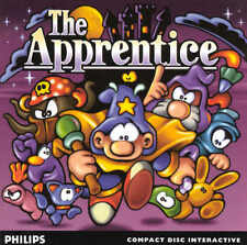 PHILIPS CDI THE APPRENTICE GAME SPIEL JEU CDI-I GAME MAGNAVOX