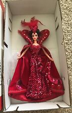 Bob Mackie Queen Of Hearts Vintage Barbie W/ Original Boxes And Packaging