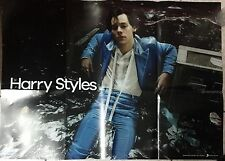 """One Direction Harry Styles 2017 Taiwan Promo """"Folded"""" Poster"""