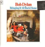 BOB DYLAN LP Bringing It All Back Home 180 Gram LEGACY Edn Heavyweight Vinyl NEW