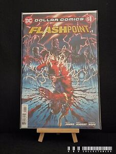 DC Dollar Comics Flashpoint Issue 1 (2020) Bagged & Boarded