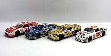 NASCAR Diecast Car Lot 1:24 Racing Champions Bill Elliot Morgan Shepherd