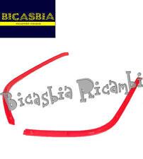 9347 - BORDO PEDANA ROSSO PIAGGIO 50 125 150 VESPA SPRINT PRIMAVERA DAL 2013