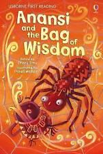 Nouveau usborne first reading (niveau) anansi et sac de sagesse de poche niveau 1