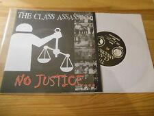 """7"""" punk Class des assassins-no justice no peace (2 chanson) Mad Butcher/Insurgence"""
