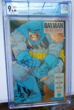 BATMAN THE DARK KNIGHT RETURNS #2 CGC 9.2 1ST CARRIE KELLY AS ROBIN WHITE PAGES