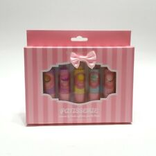 Simply Sweet Patisserie Macaroon Lip Treats Chocolate Raspberry Citron Vanilla