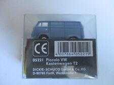 VW Modellautos, - LKWs & -Busse aus Stahl