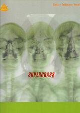 Supergrass Guitar Tab Tablature & Vocal SHEET MUSIC BOOK répertoire