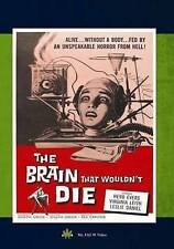 The Brain That Wouldn't Die,New DVD, Marilyn Hanold, Virginia Leith, Anthony La