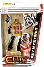 Elite Series 13 Rey Mysterio Action Figure [Hood & Booyaka 619 T-Shirt]