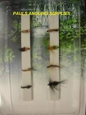 8 Assorted Fishing Nymphs fly / Flies for Trout Salmon