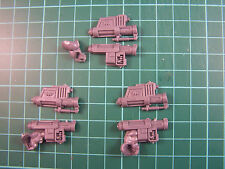 Militarium Auxilla Bullgryns Grenadier Gauntlet bits