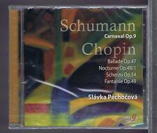 SACD (NEW) SLAVKA PECHOCOVA PIANO SHUMANN CHOPIN