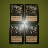 Aphetto Dredging x4 Onslaught 4x Playset Magic the Gathering MTG