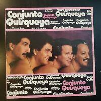 "Conjunto Quisqueya ""Conjunto Quisqueya"" Vinyl Record LP"