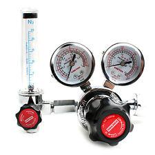 Nitrogen Flow Regulator Gas Regulator Pressure Gauge EX-707