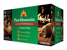 Pine Mountain  Fire Log  4 hr.