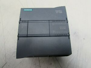 SIEMENS CPU1211C AC/DC/RLY 6ES7211-1BE31-0XB0 FS:02 XLNT USED TAKEOUT MAKE OFFER