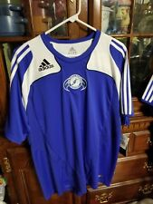 David Beckham Academy Adidas Trophy Jersey Size Adult Large NEW with Tags